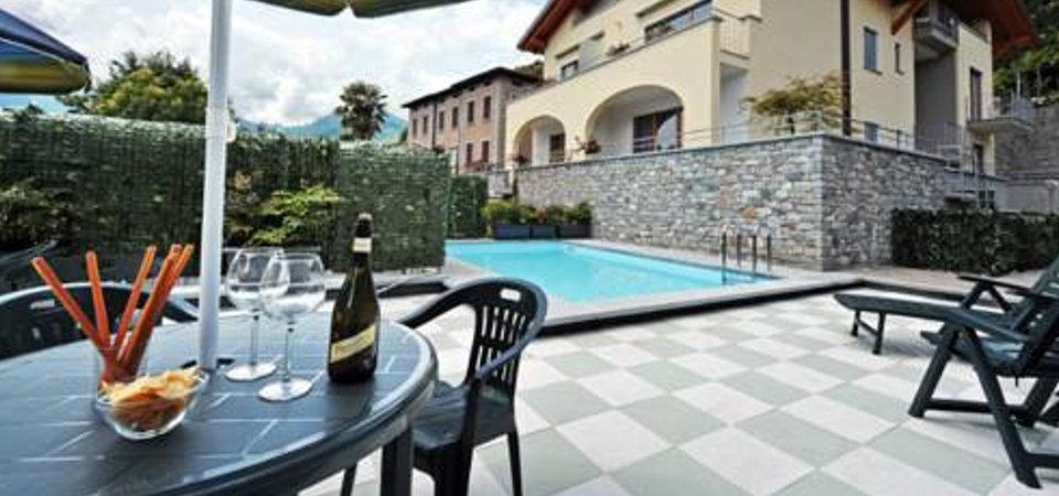 Camping Villaggio Paradiso - Camping und bungalows Domaso Comer See