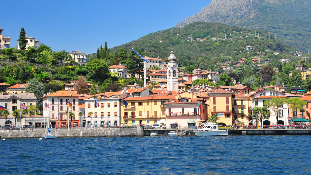 menaggio moorings boat places lake como