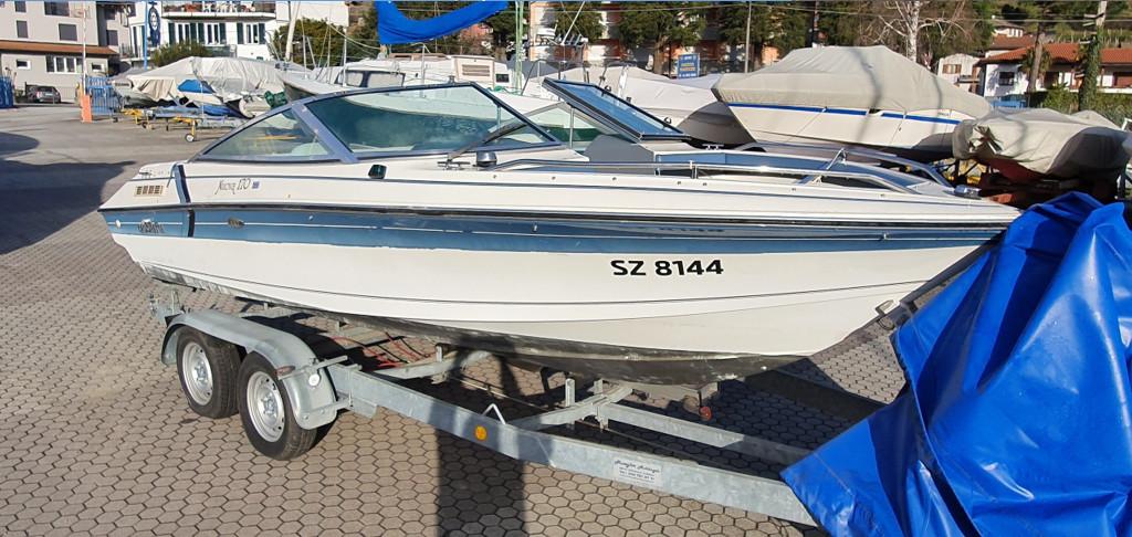 Cadorette nuova 170 usato lago di Como