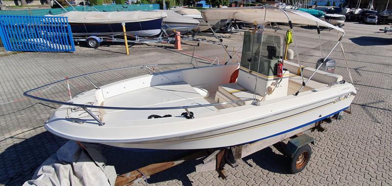 motoscafo open Gio' Mare 150 - 40 cv