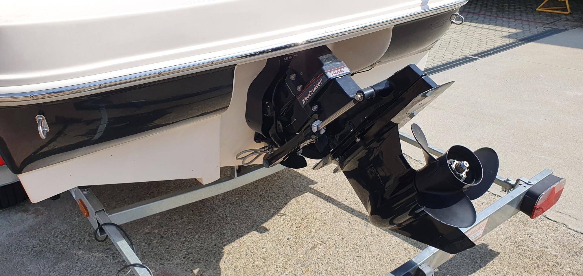 Motoscafo Sea Ray 175 Sport - mercruiser 3.0 - usato lago di Como